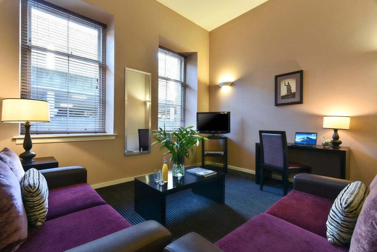 Fraser Suites Glasgow - Laterooms