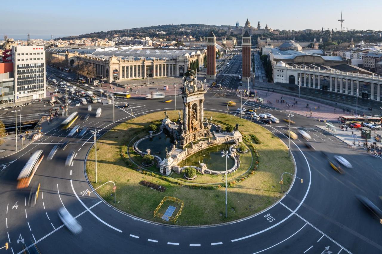 Catalonia Barcelona Plaza - Laterooms