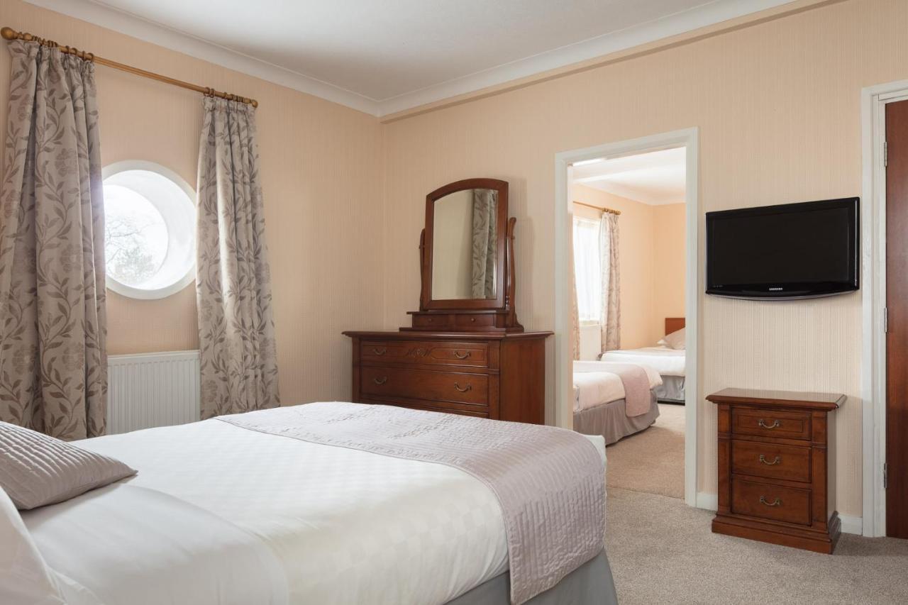 Alma Lodge Hotel - Laterooms