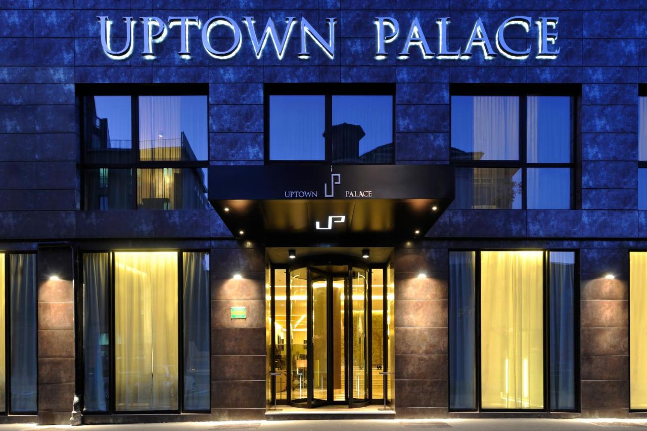 Uptown Palace - Laterooms