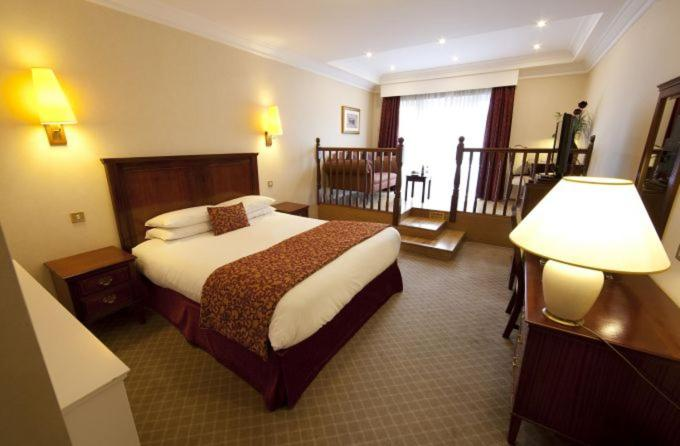 Court Yard Hotel - Laterooms