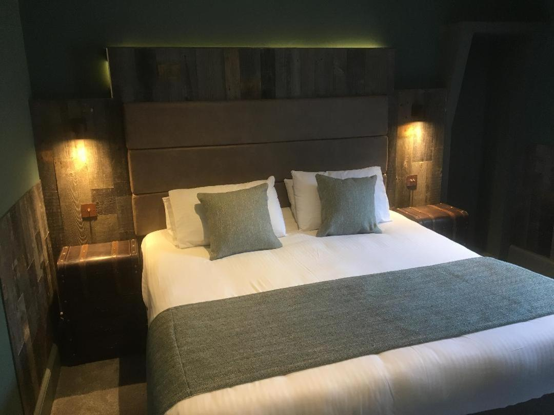 The Palace Hotel - Laterooms