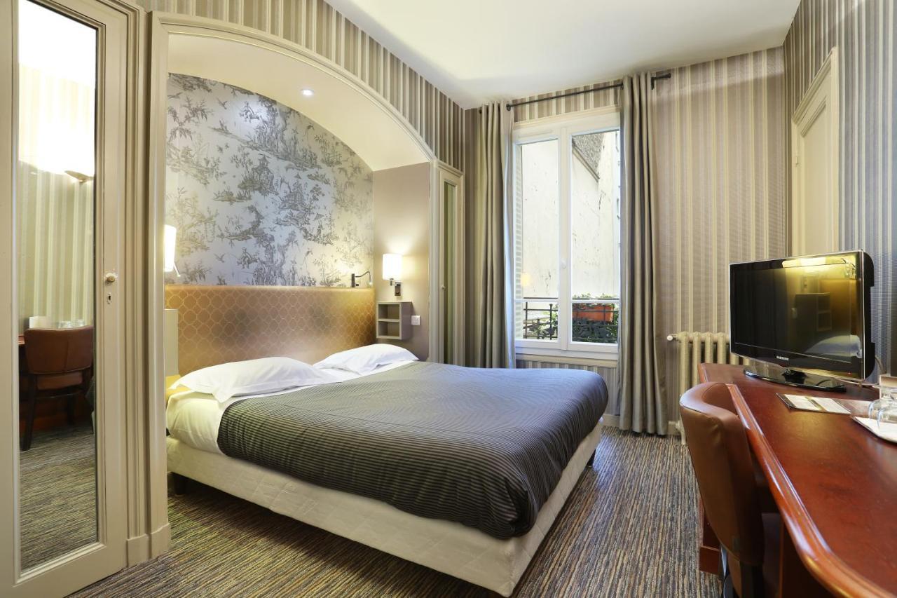 Concortel Hôtel - Laterooms