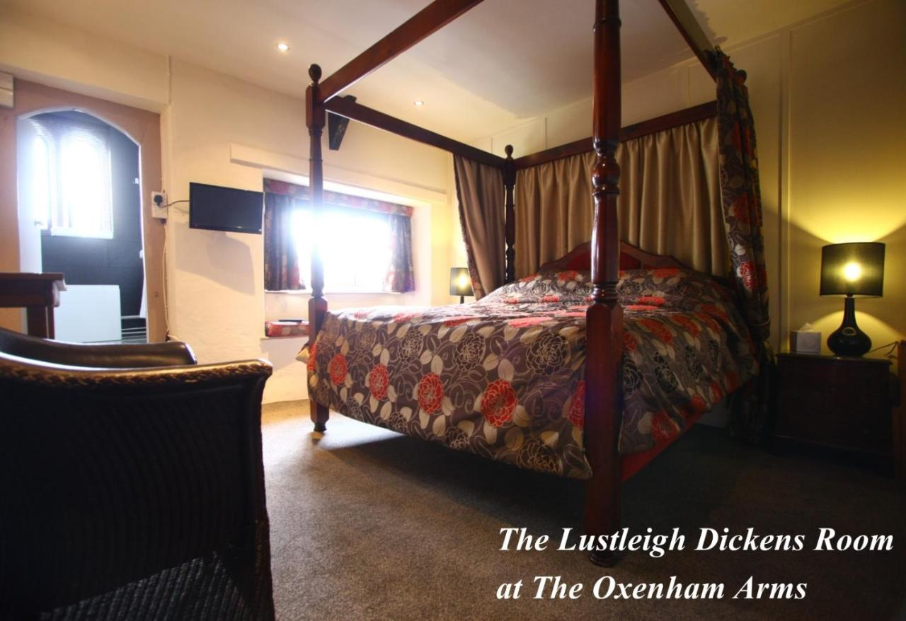 The Oxenham Arms Hotel & Restaurant at South Zeal - Laterooms