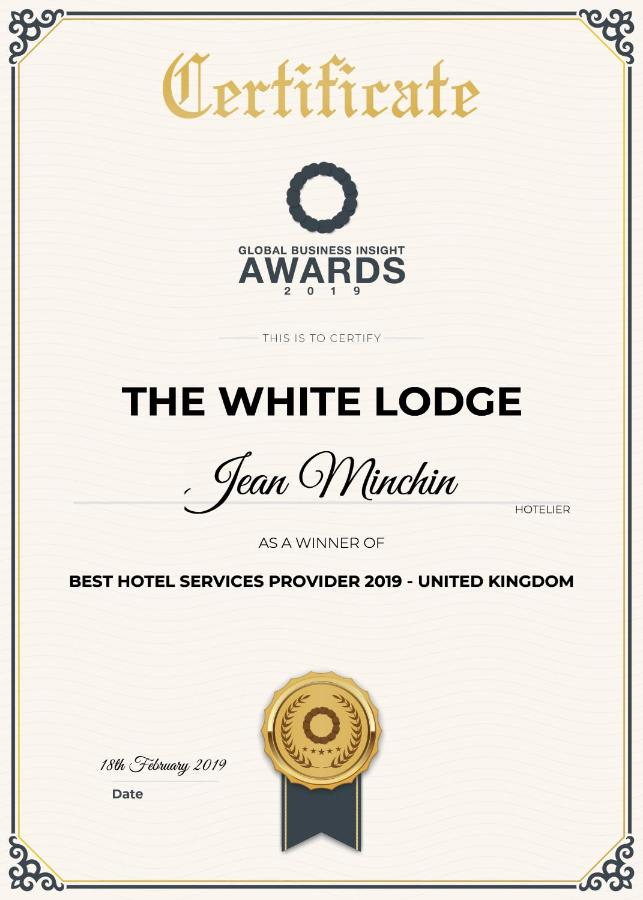 The White Lodge - Laterooms