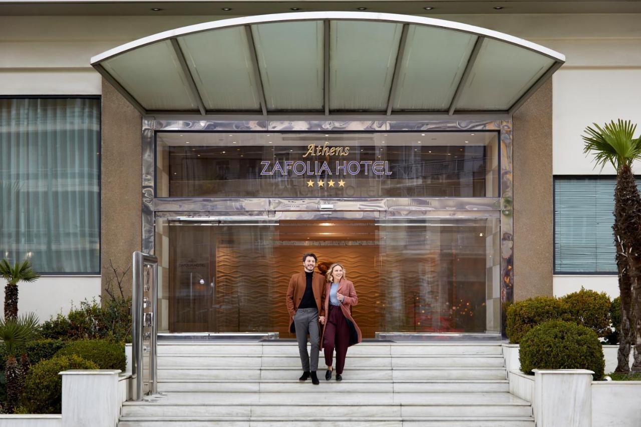 Athens Zafolia Hotel - Laterooms