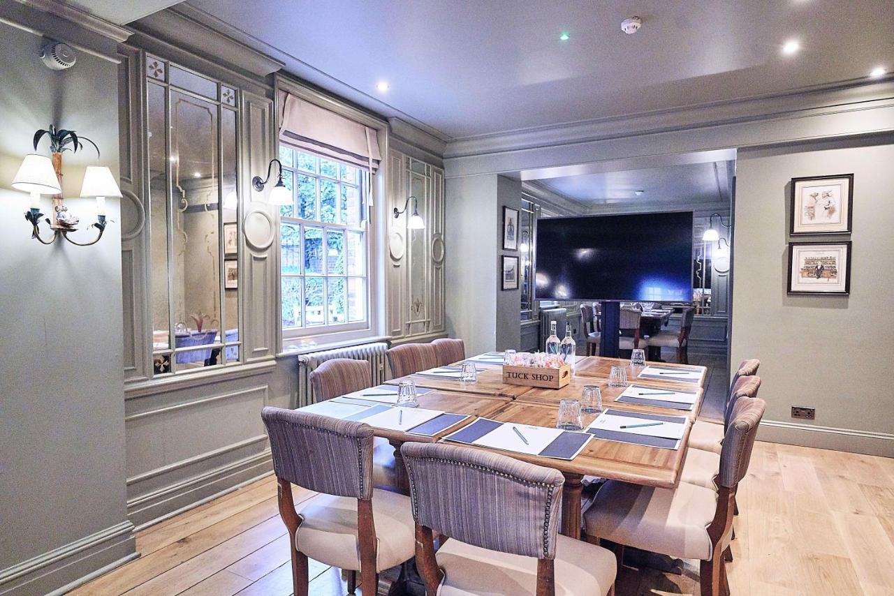 Hotel du Vin & Bistro Winchester - Laterooms