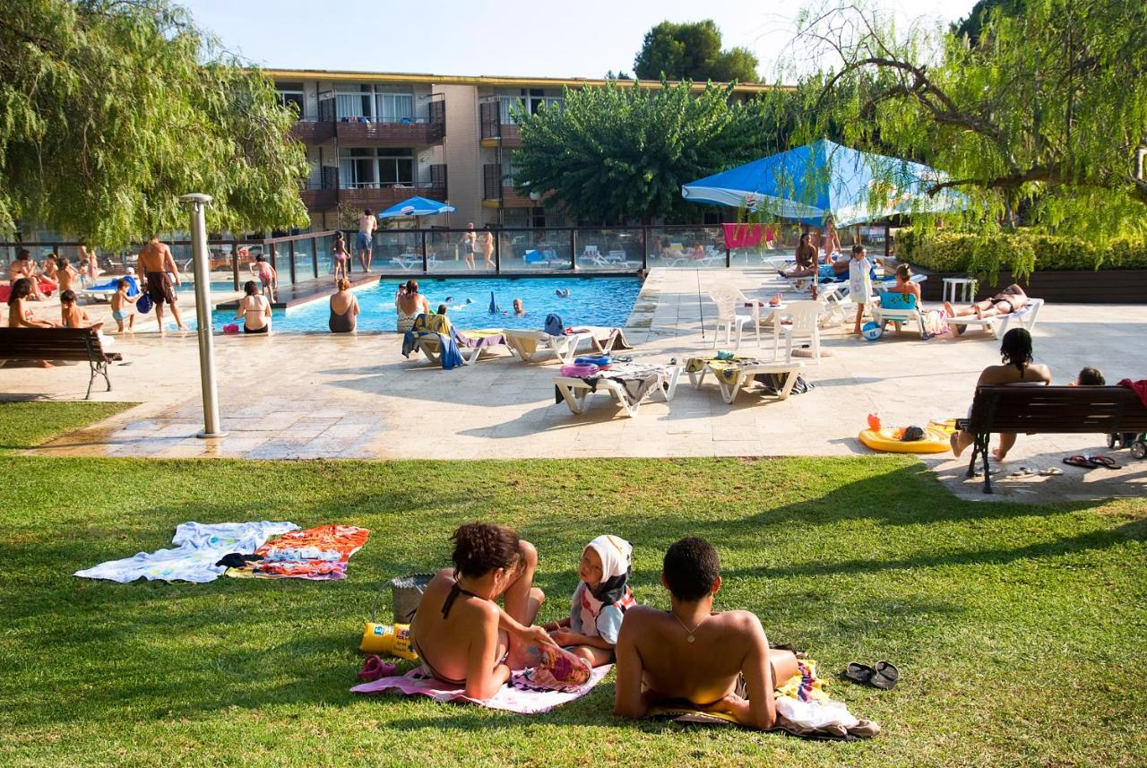 Aparthotel Comtat Sant Jordi - Laterooms