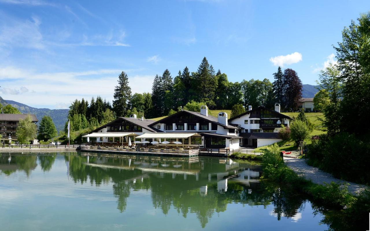 Riessersee Hotel Resort - Laterooms