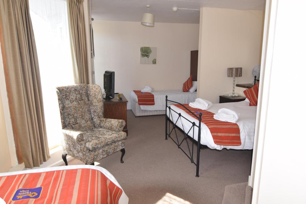 The Castle Hotel - Laterooms