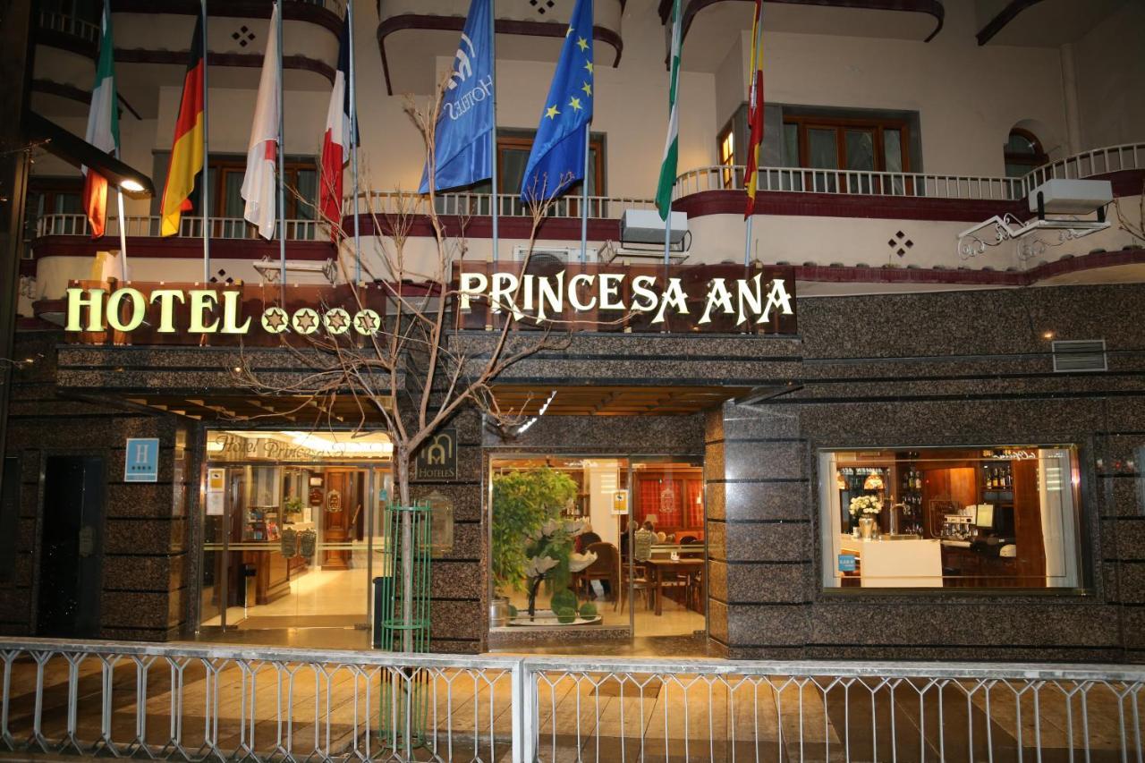 M.A. Princesa Ana - Laterooms