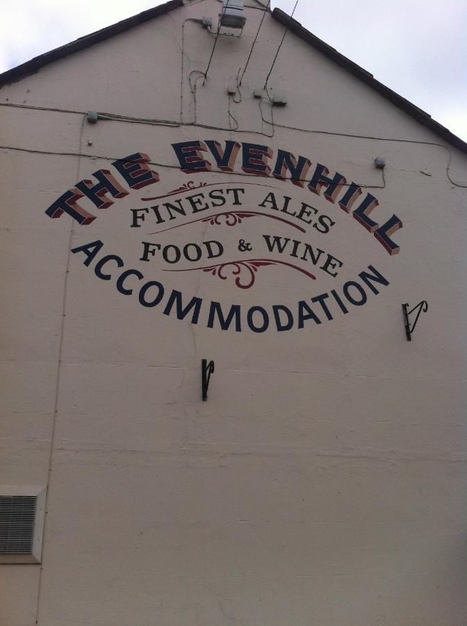 The Evenhill - Laterooms