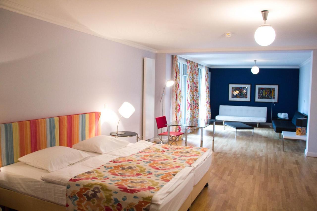 das HOTEL in München - Laterooms