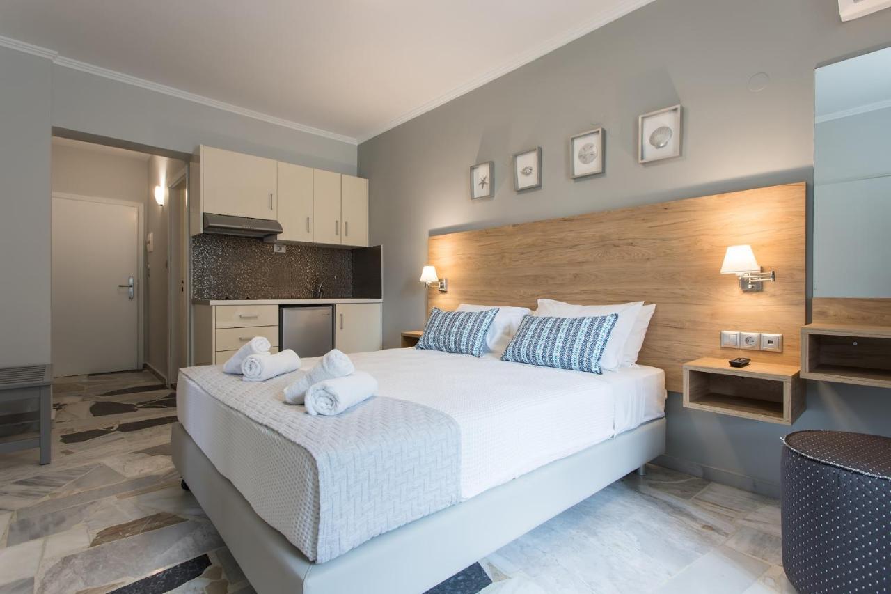 Georgioupolis Beach Hotel - Laterooms