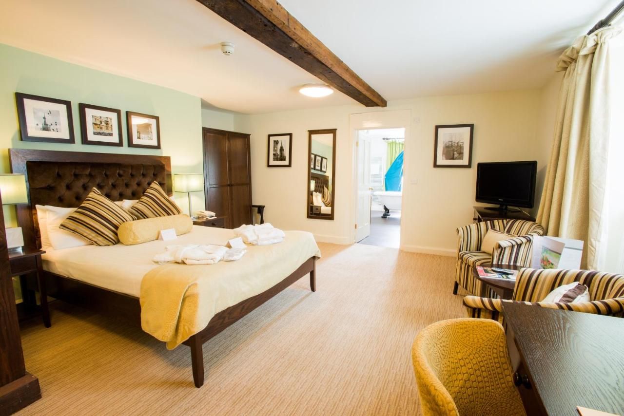 Oxford Spires Hotel - Laterooms
