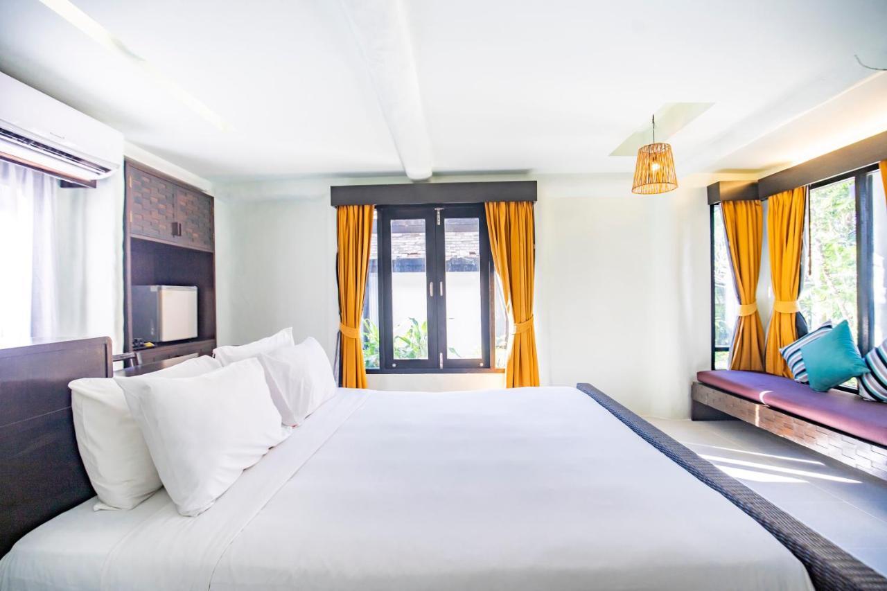 Punnpreeda Hip Resort - Laterooms