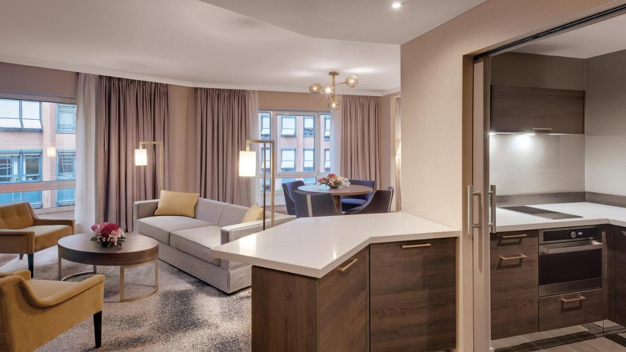 Hilton Munich City - Laterooms