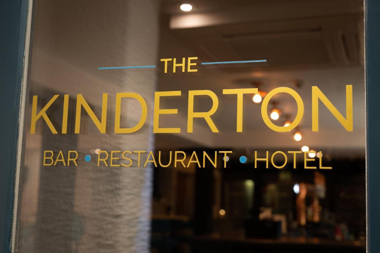 Kinderton House Hotel - Laterooms