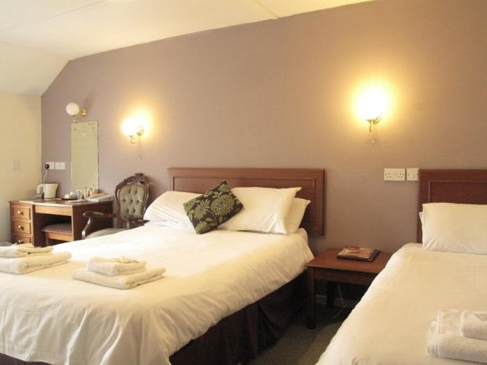 The Riverside Hotel - Laterooms