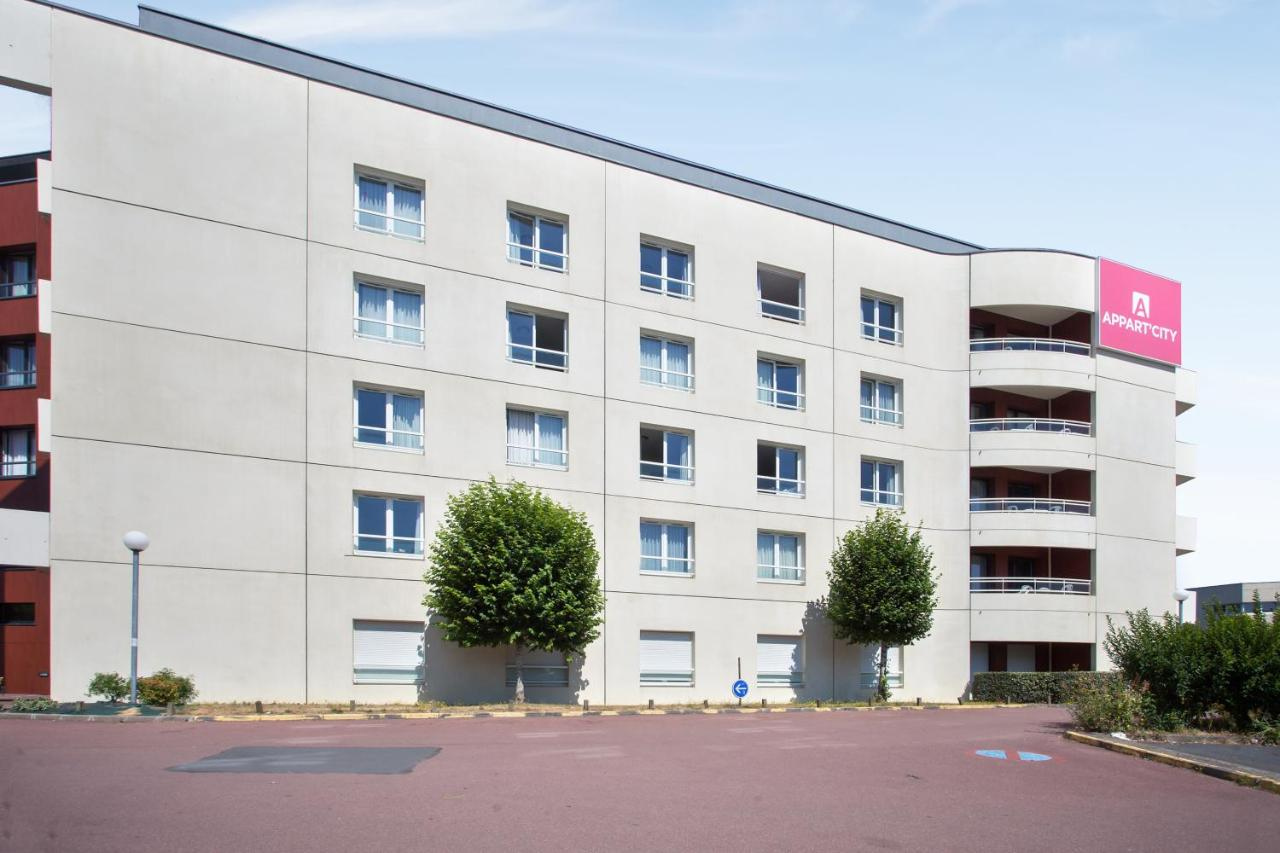 Appart City Caen - Laterooms