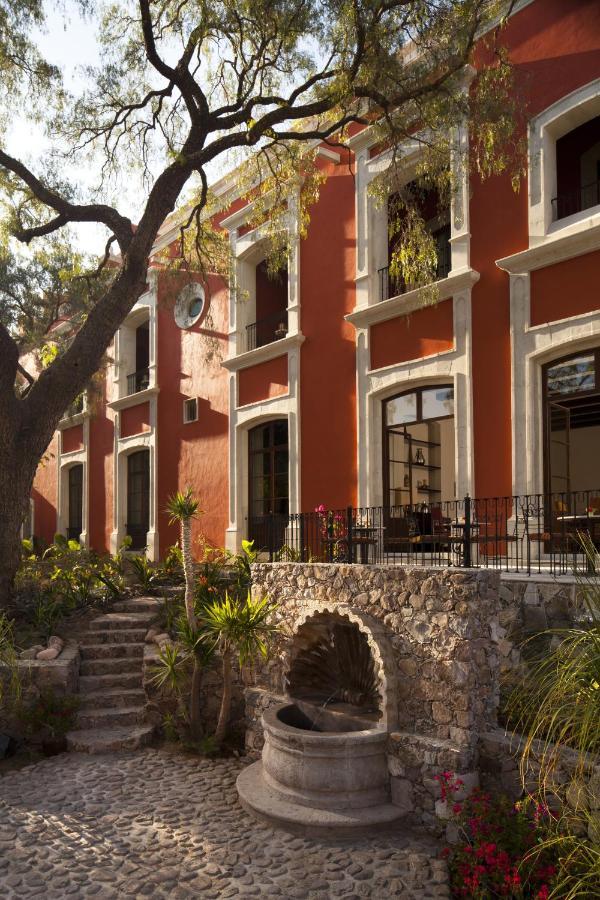 Hotel Rosewood S Miguel Allende San Miguel De Allende Mexico Booking Com