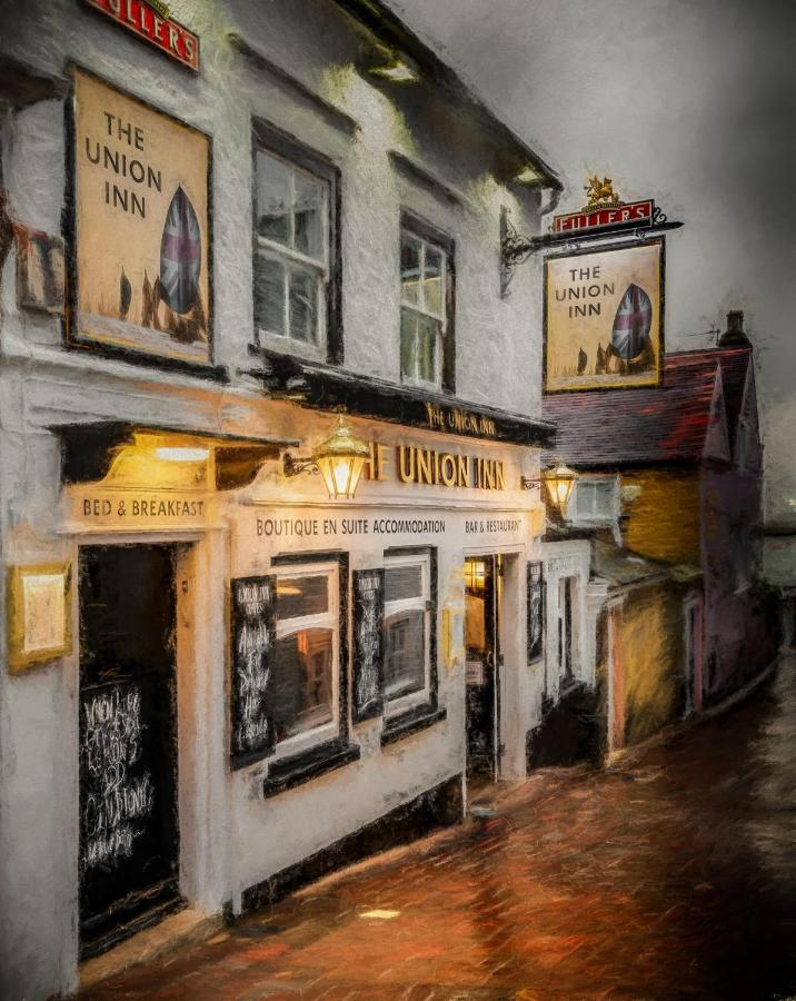 The Union Inn - Laterooms