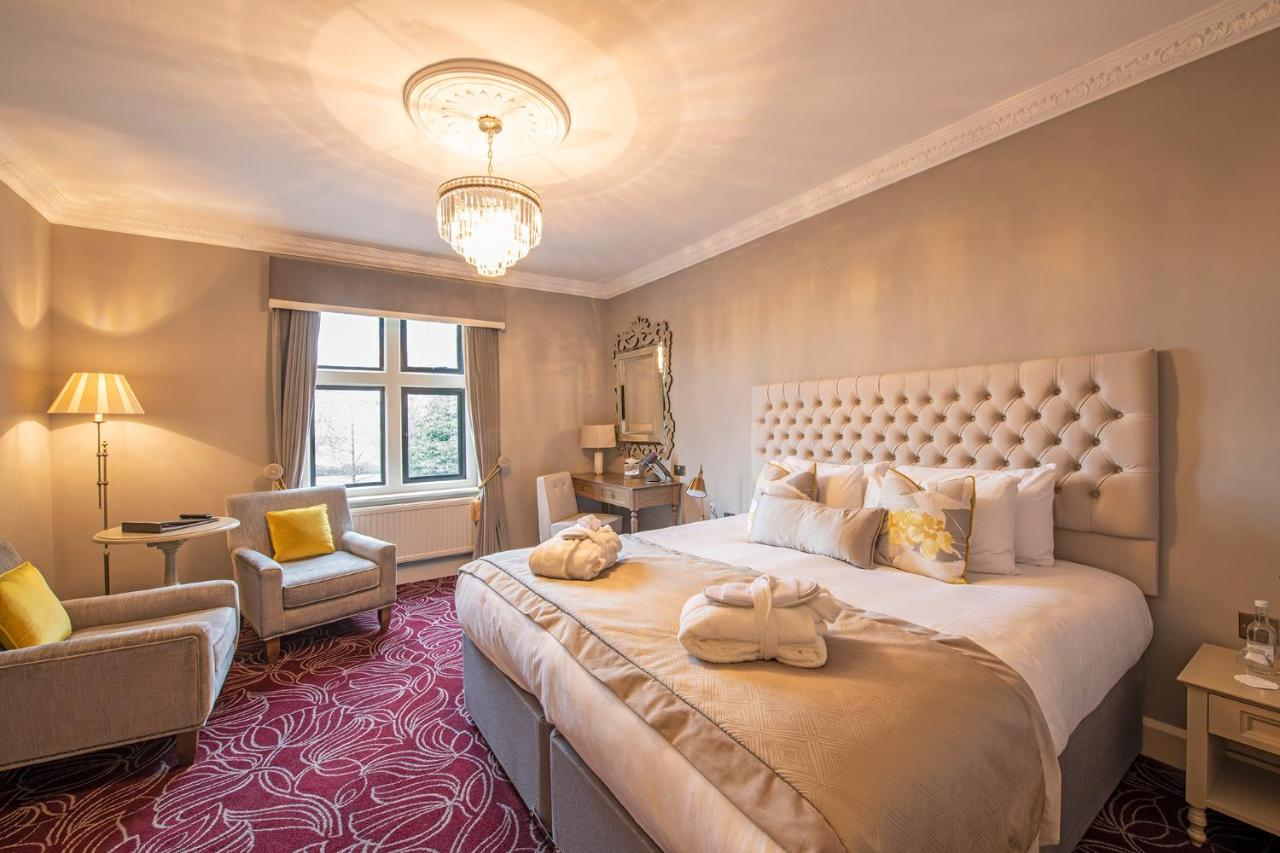 Hoar Cross Hall Spa Hotel - Laterooms