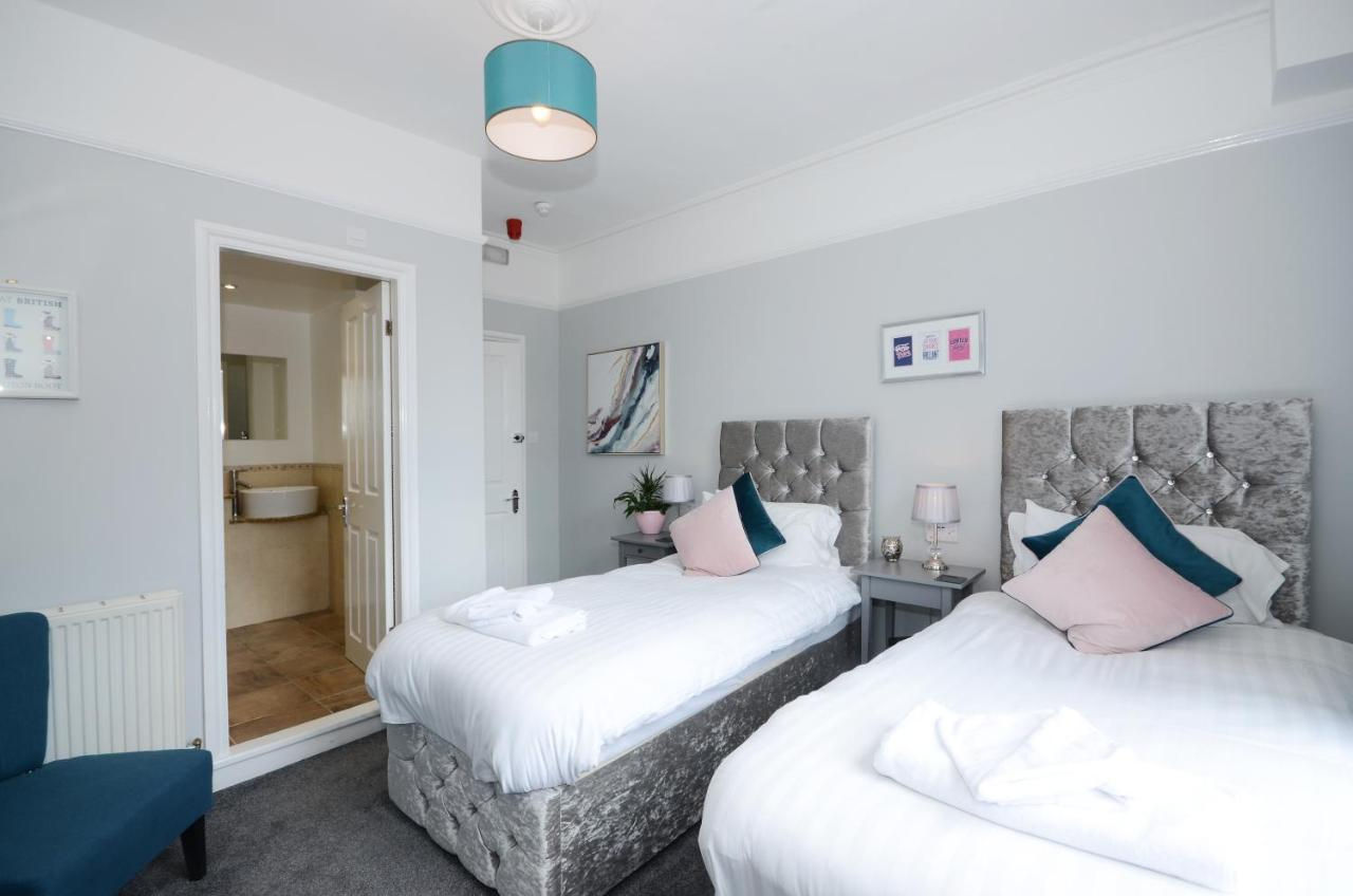 Airden House - Laterooms