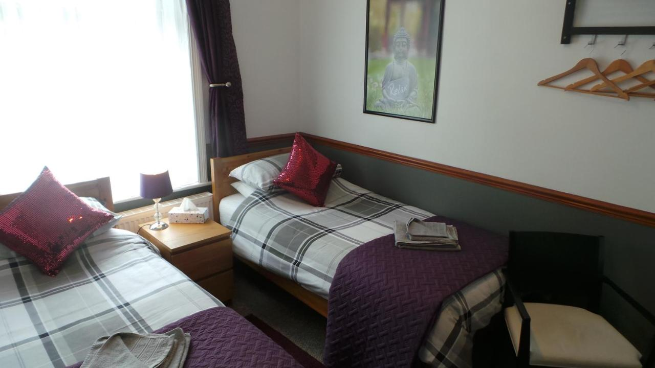 Oakcliffe Hotel - Laterooms