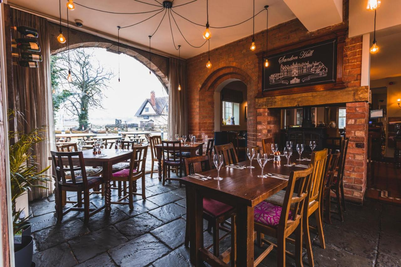 The Dog & Doublet Inn - Laterooms