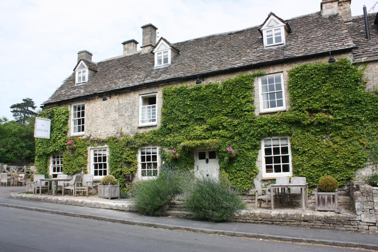 New Inn at Coln - Laterooms