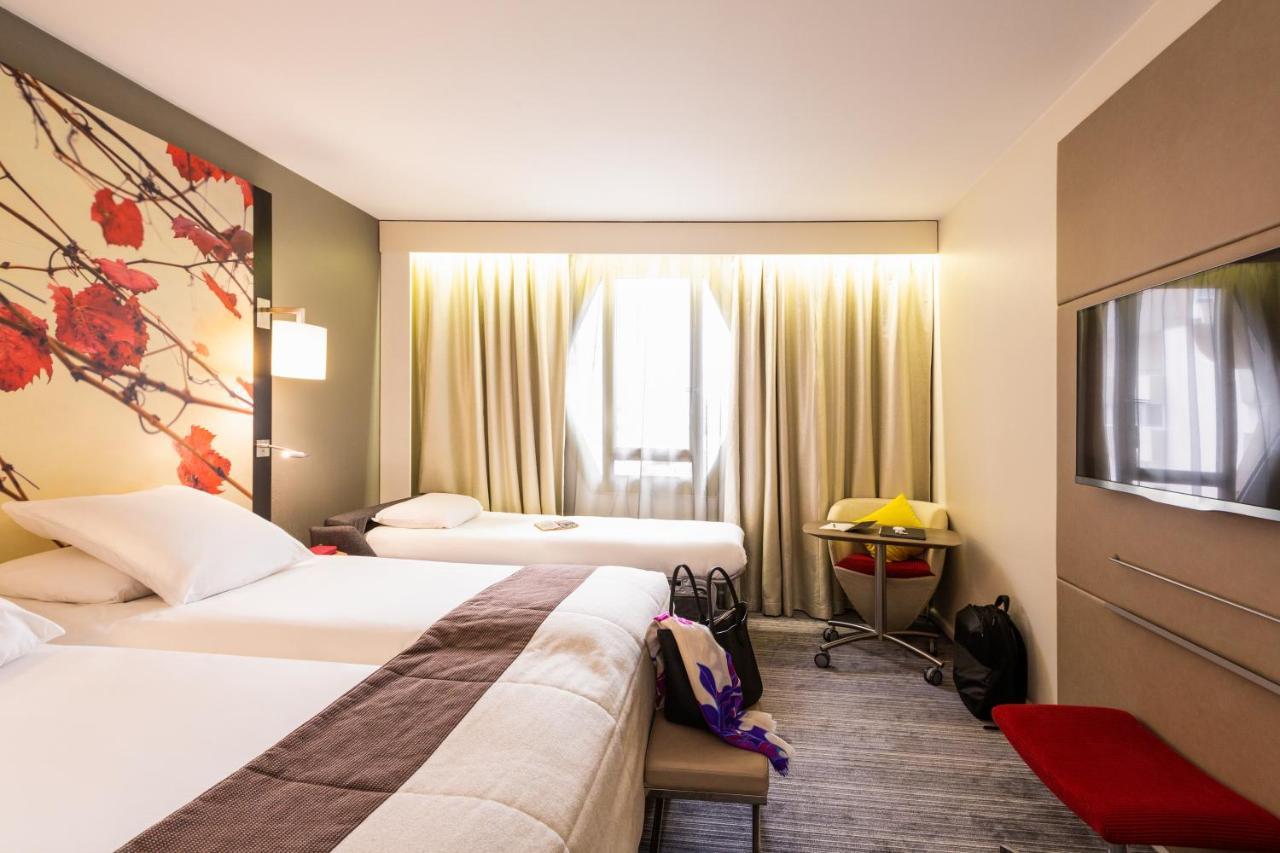 Hôtel Mercure Bordeaux Centre - Laterooms