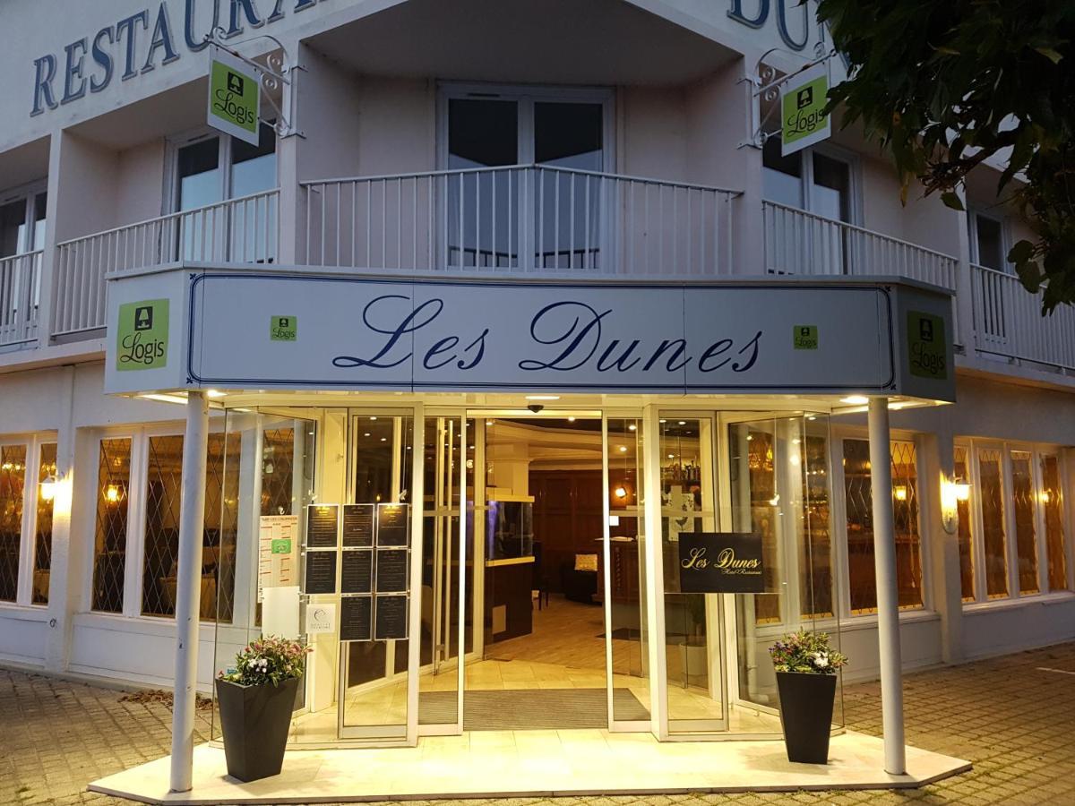 Hotel Les Dunes - Laterooms