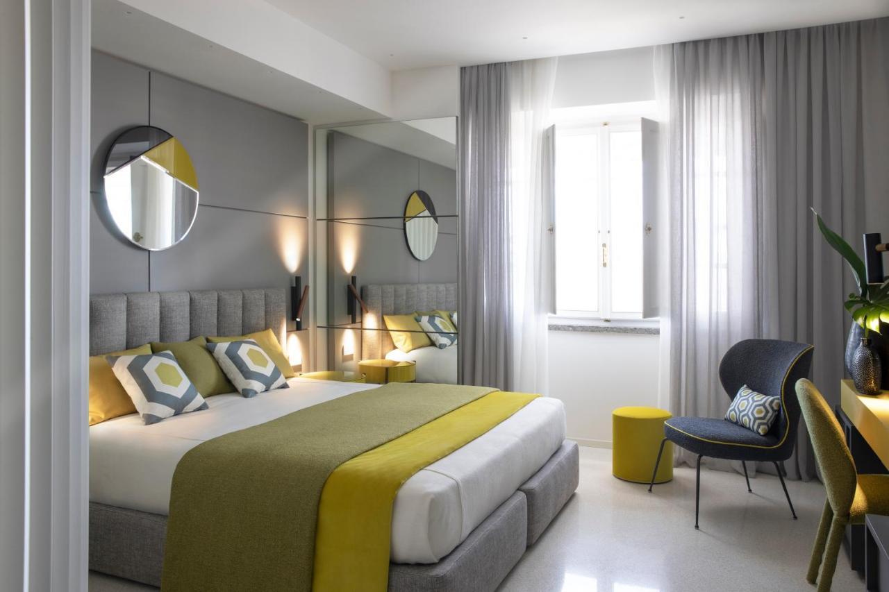 Hotel Plaza e De Russie - Laterooms