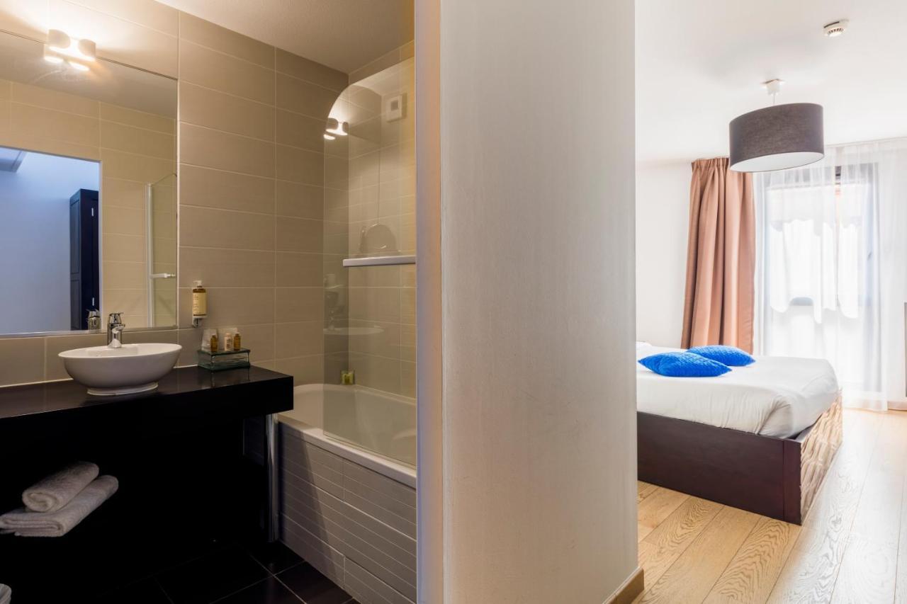 Le Pier Toulouse Hotel - Laterooms
