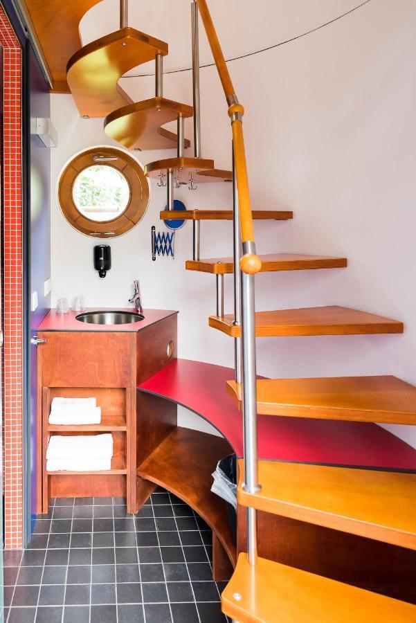 Qbe Hotel Heizhaus Berlin - Laterooms