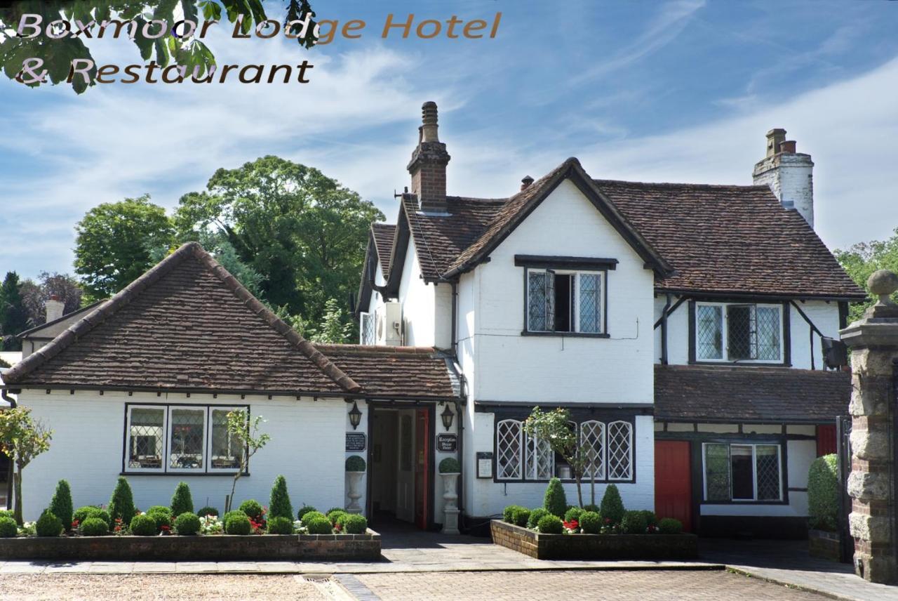 Boxmoor Lodge Hotel - Laterooms