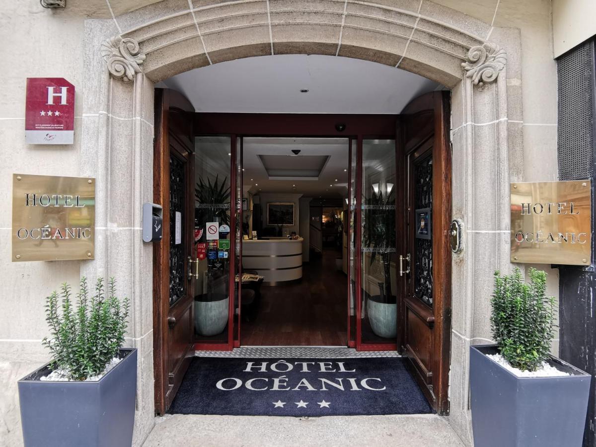 Hôtel Océanic - Laterooms