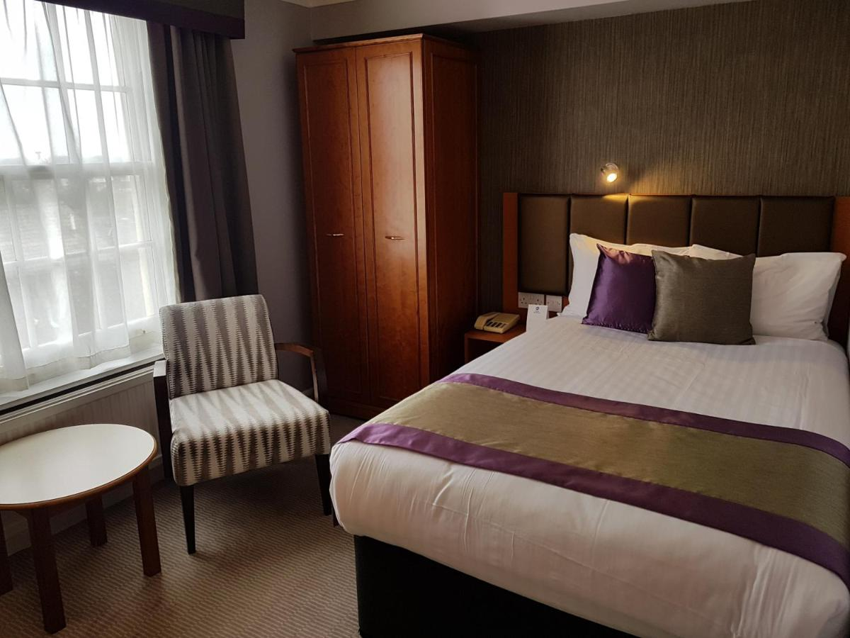 BEST WESTERN Banbury House Hotel - Laterooms