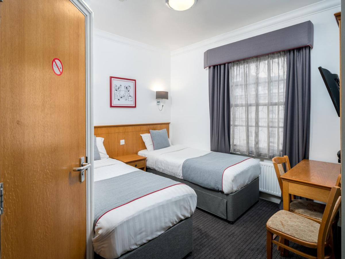 New England Hotel London - Laterooms