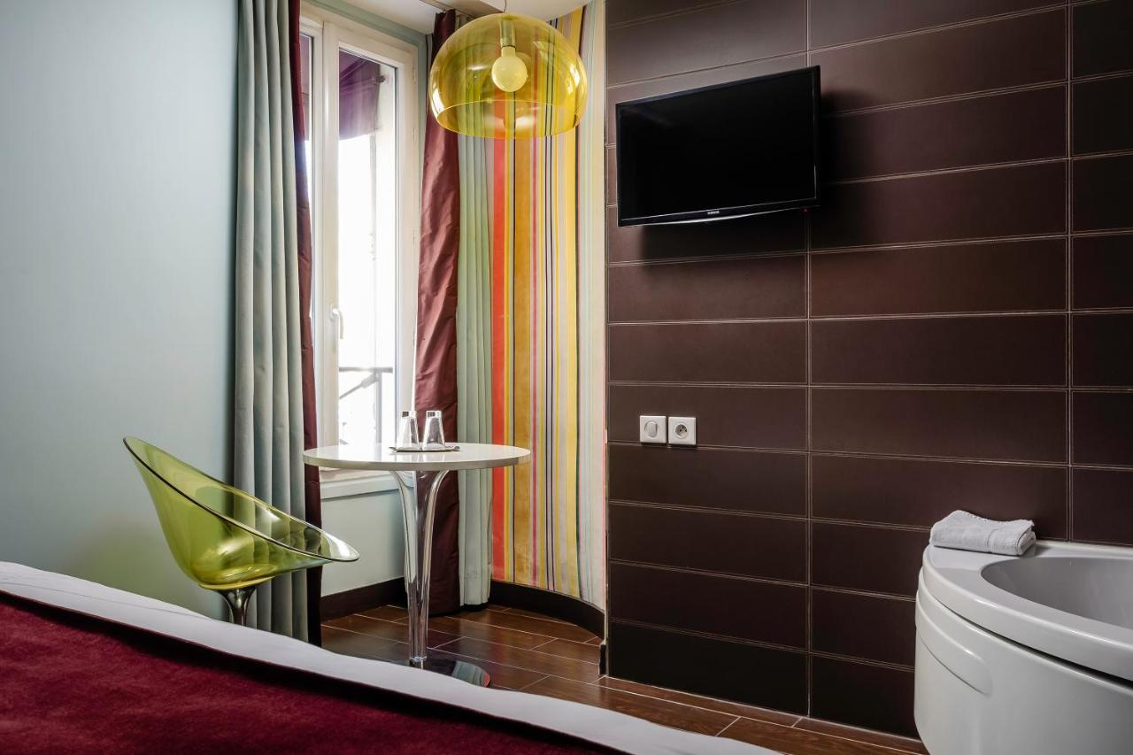 Hotel Courcelles Etoile - Laterooms