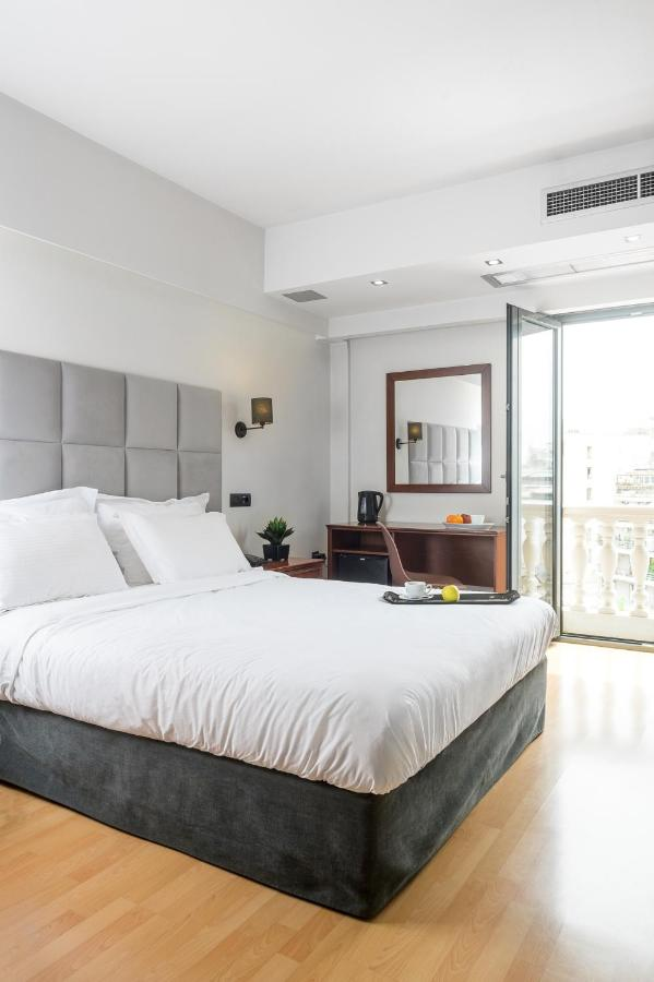 Athens Odeon Hotel - Laterooms