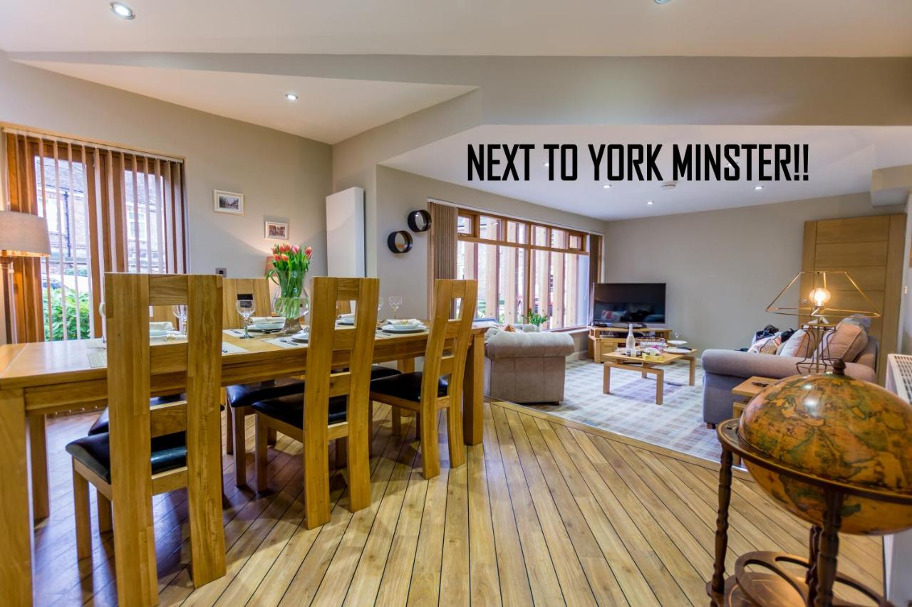 The Music House by York Minster (luxury apartment) - Laterooms