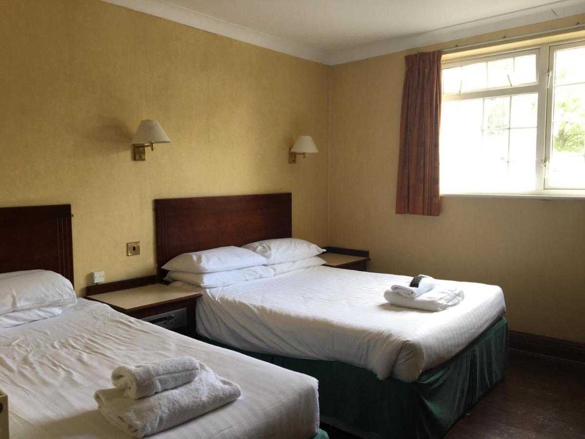 Cedar Tree Hotel - Laterooms