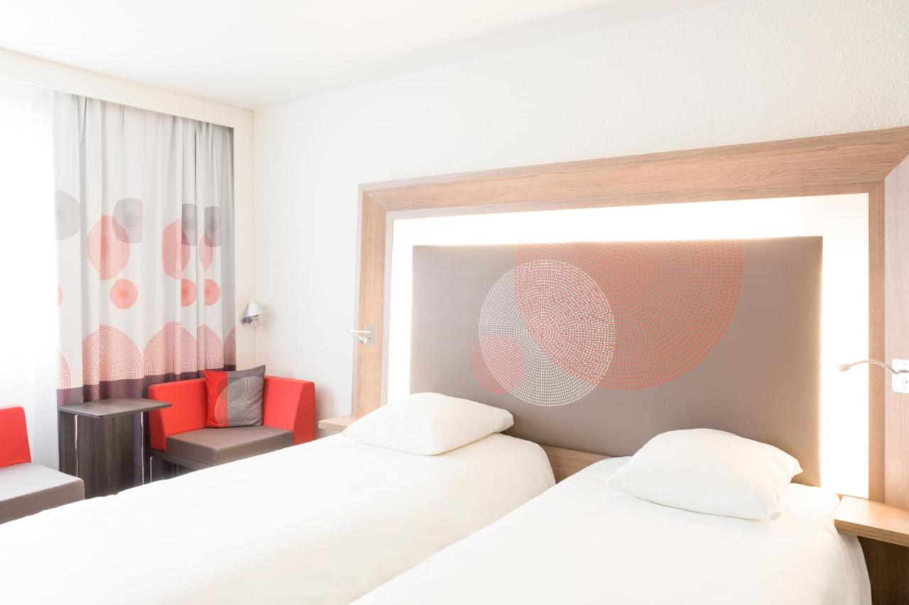 Novotel Amsterdam Schiphol Airport - Laterooms