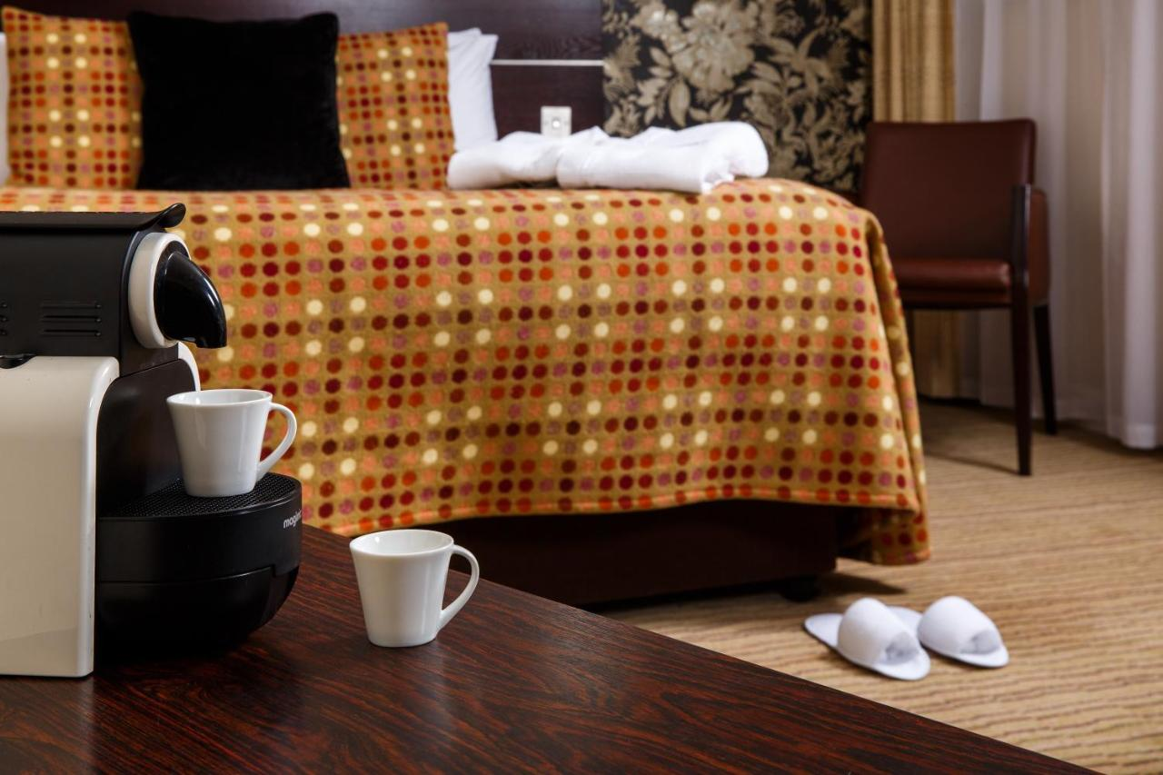 Mercure Manchester Piccadilly Hotel - Laterooms