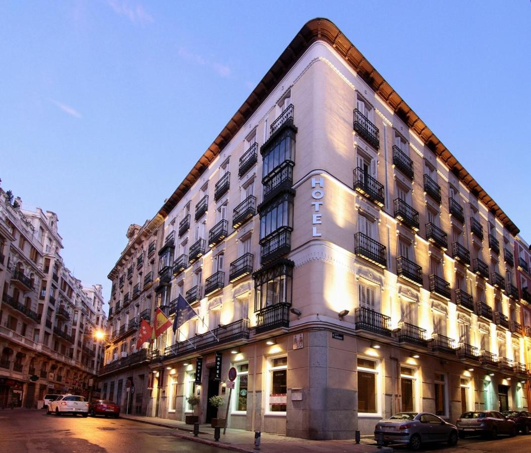 Lusso Hotel Infantas - Laterooms