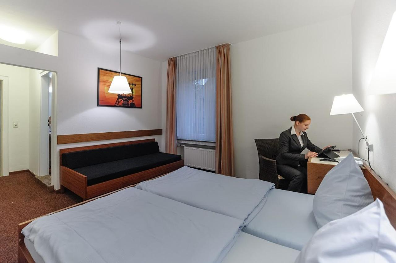Hotel Böll Essen - Laterooms