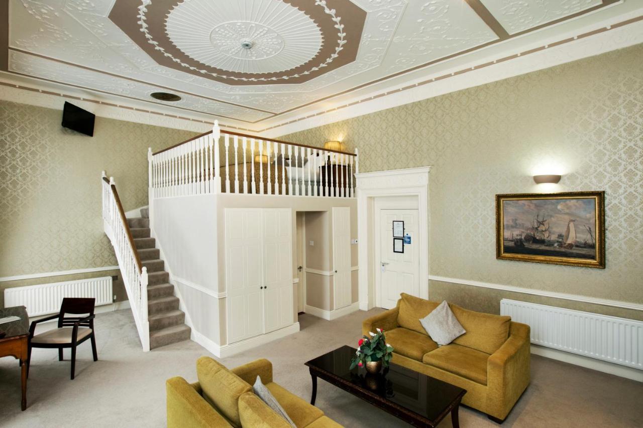 Harrington Hall - Laterooms