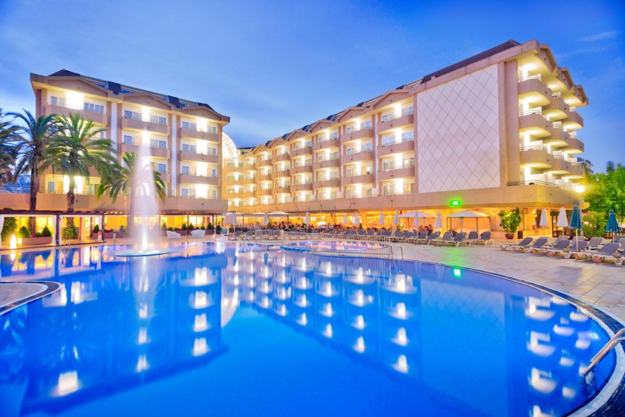 Hotel Florida Park - Laterooms
